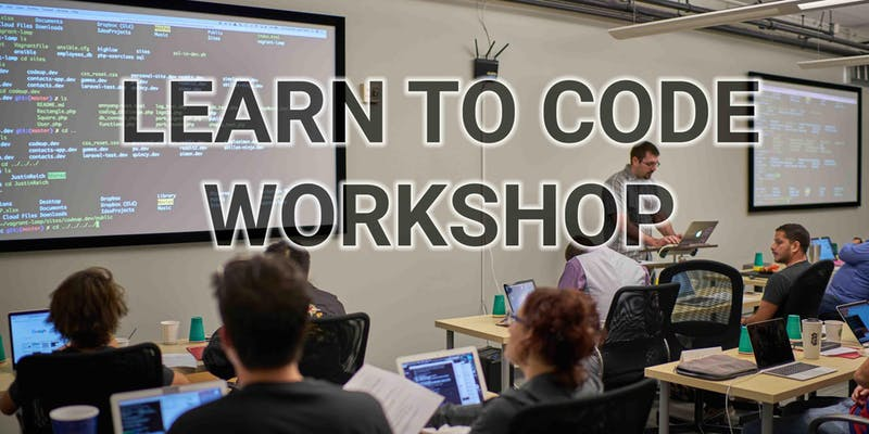 learrn to code workshop photo | Coding Tech Bootcamp San Antonio