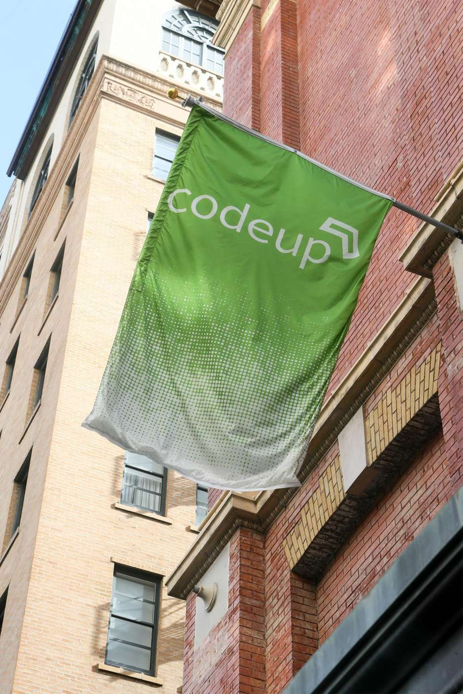 Codeup flag
