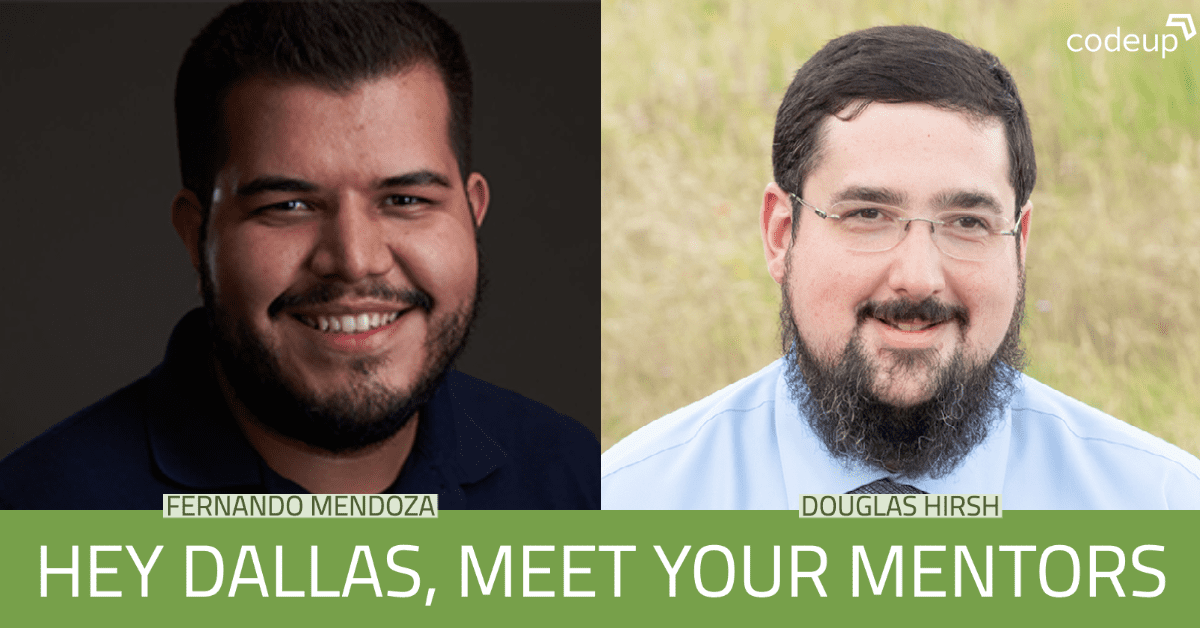 Hey Dallas, Meet Your Software Development Mentors!