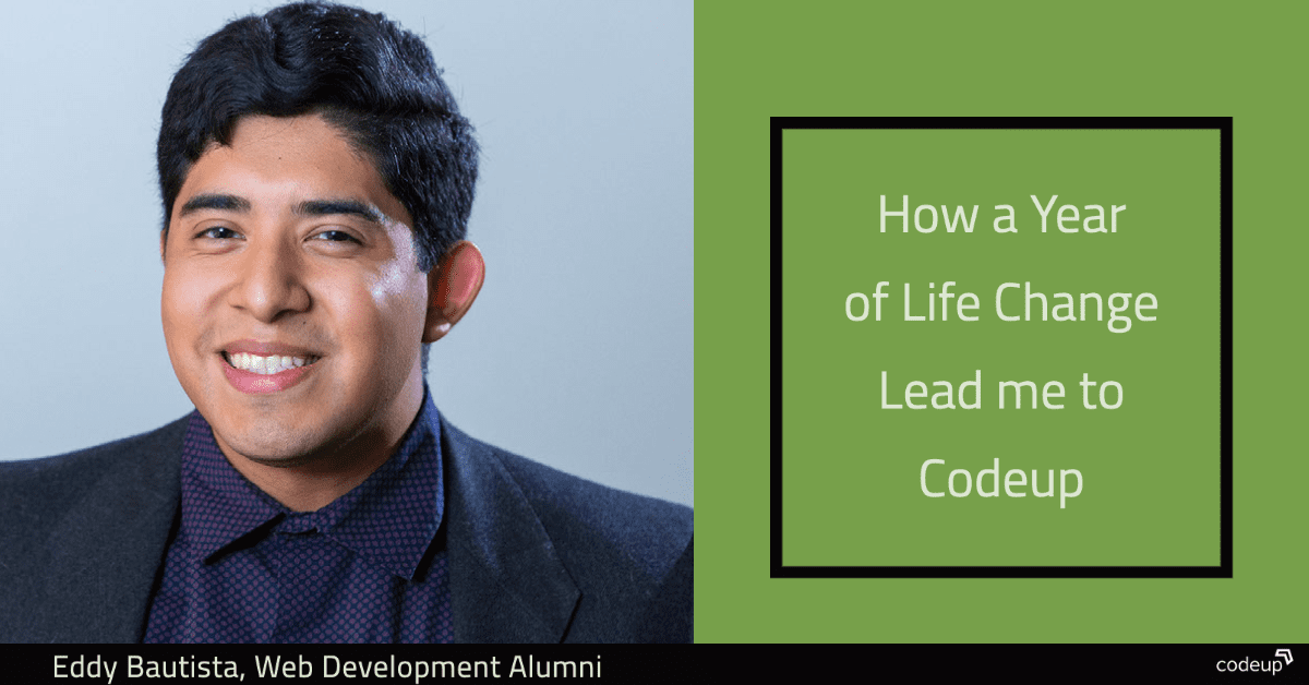 How A Year of Life Change Lead Me To Codeup