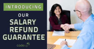 Introducing our Salary Refund Guarantee