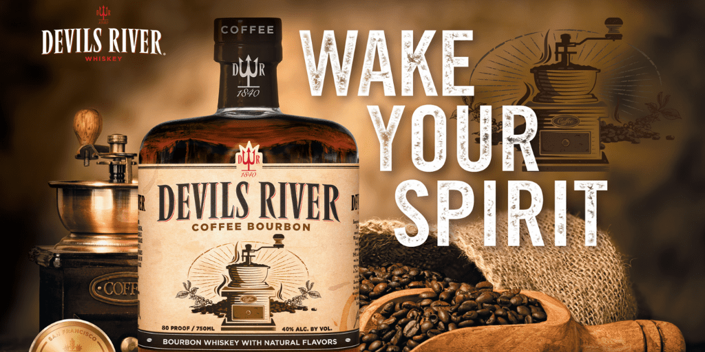 devils river coffee bourbon Father's Day Gift