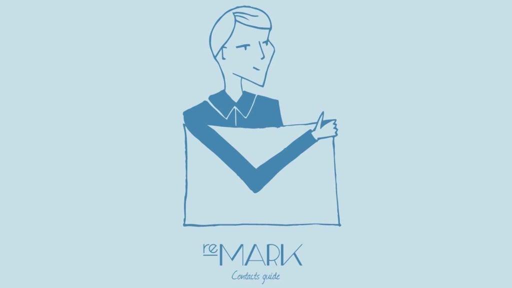 Nordic IT ReMark Contacts PDF