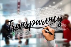 Transparency, Tell our Story, Senior Living