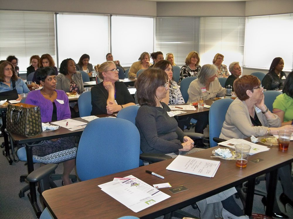 SWS class #2 Women's Chamber of Commerce