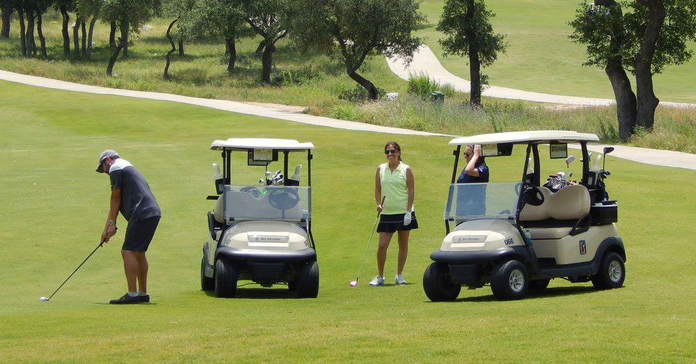 Women's Chamber of Commerce golf tournament