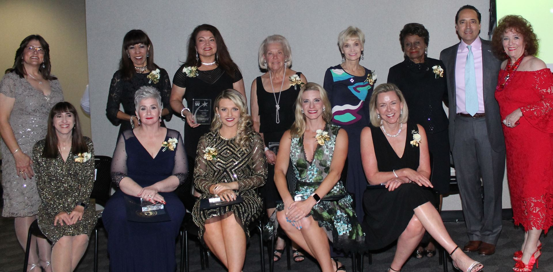 2018 Gala Honoree Group Women's Chamber of Commerce
