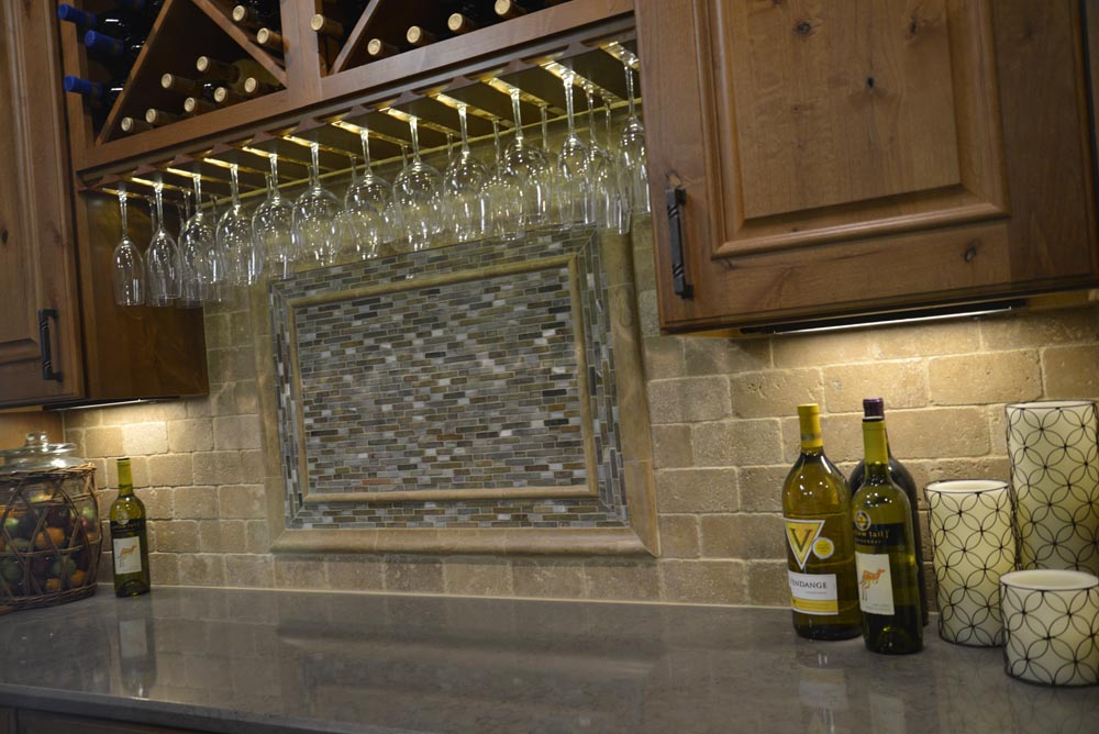 wine kitchen remodel