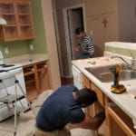 kitchen remodeling process