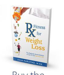 rx fitness for weight loss book
