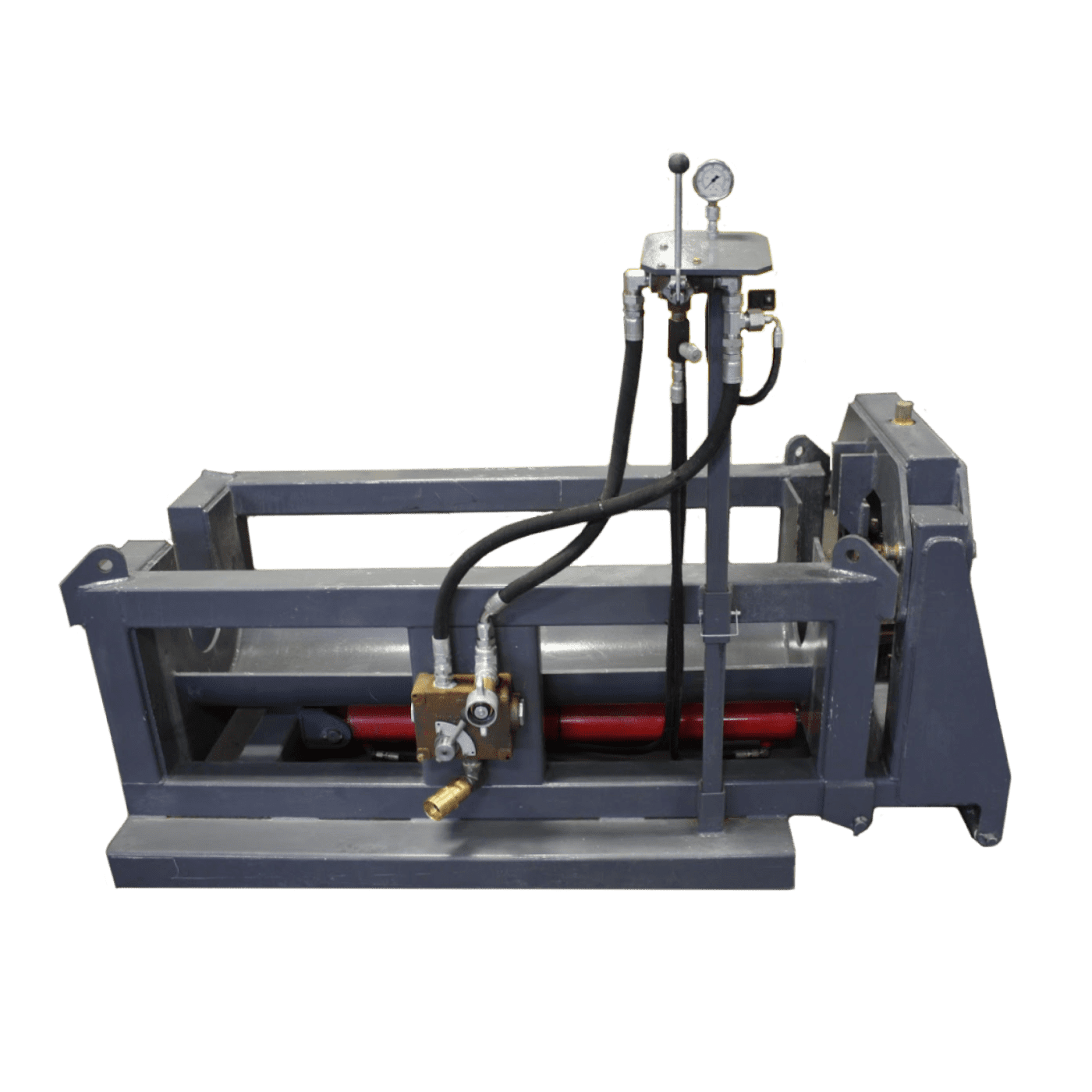 RCD Press to install and remove a Rotating Control Head