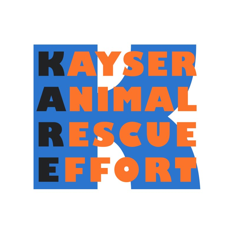 Kayser Animal Rescue Logo