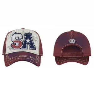 MEN'S CREW APPLIQUE HAT