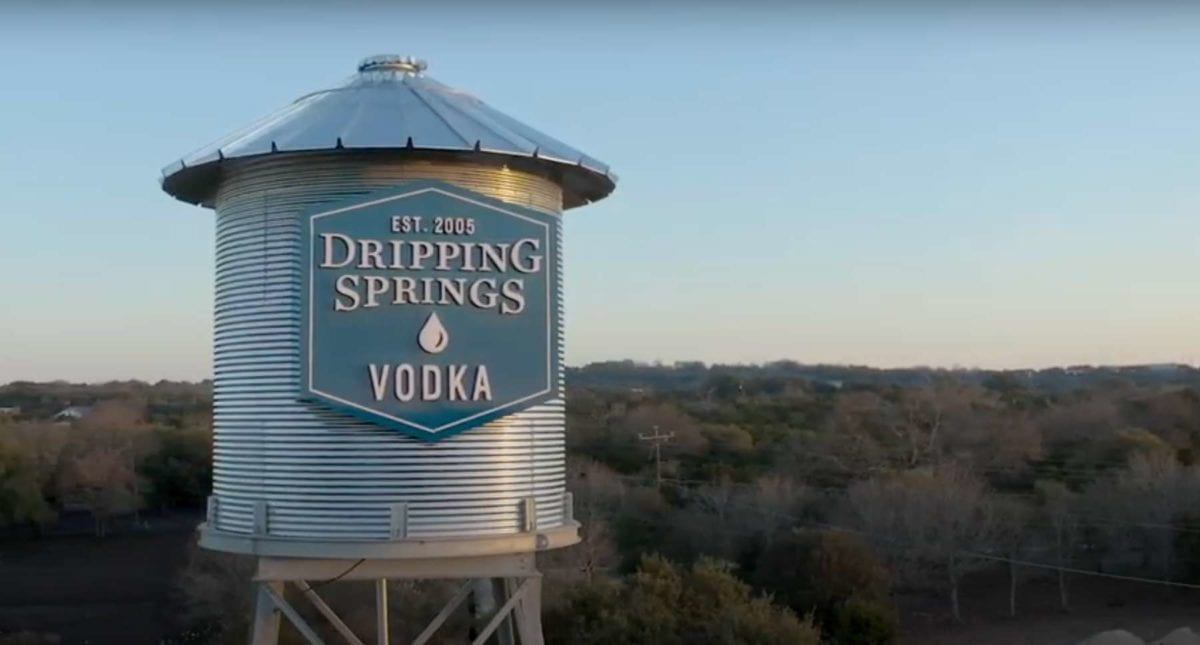 Dripping Springs Distillery Provides Meals to Families in Need