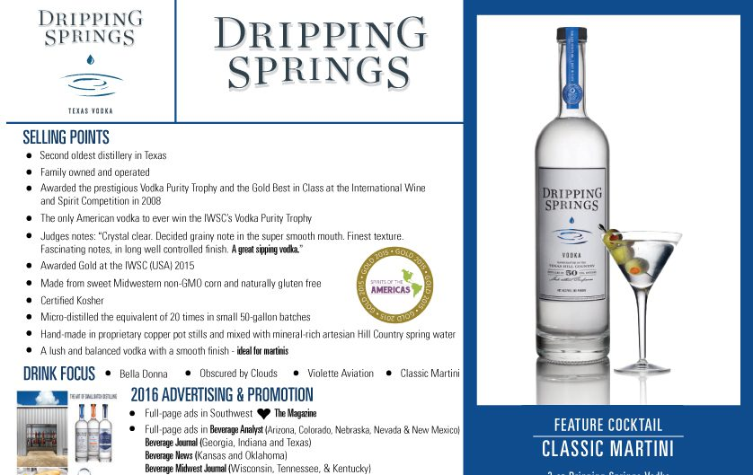 Dripping Springs Selling Points