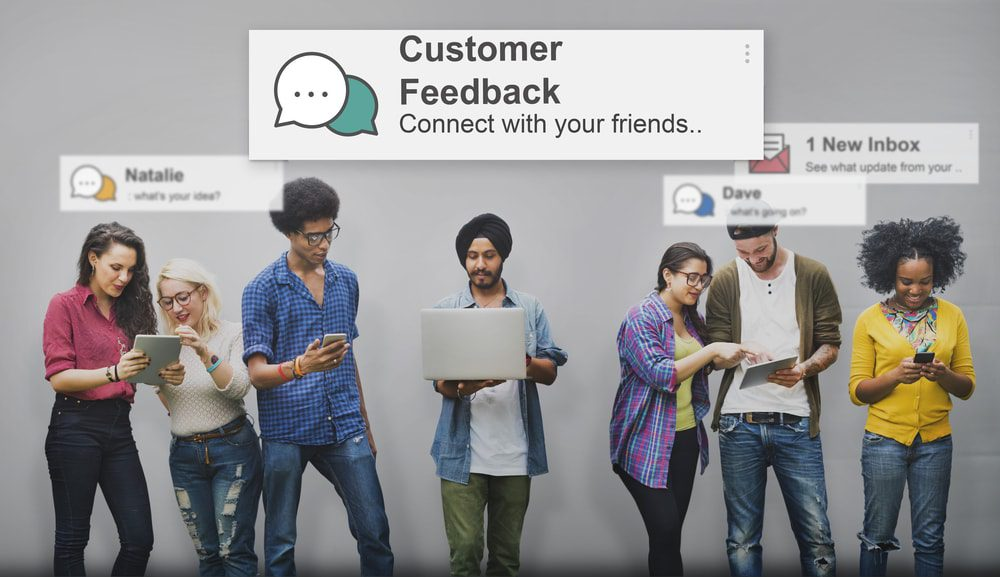 people customer feedback connect