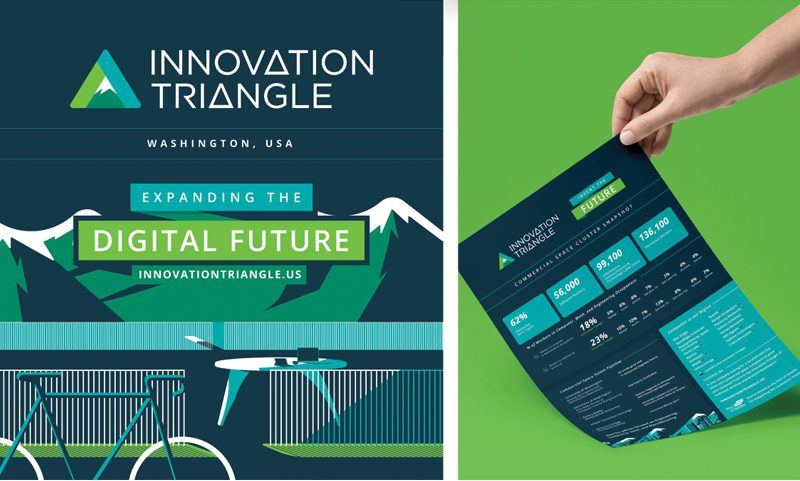 Innovation Triangle Flyer
