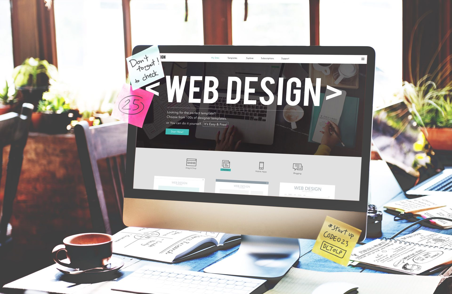 Web Design best practices by Tribu