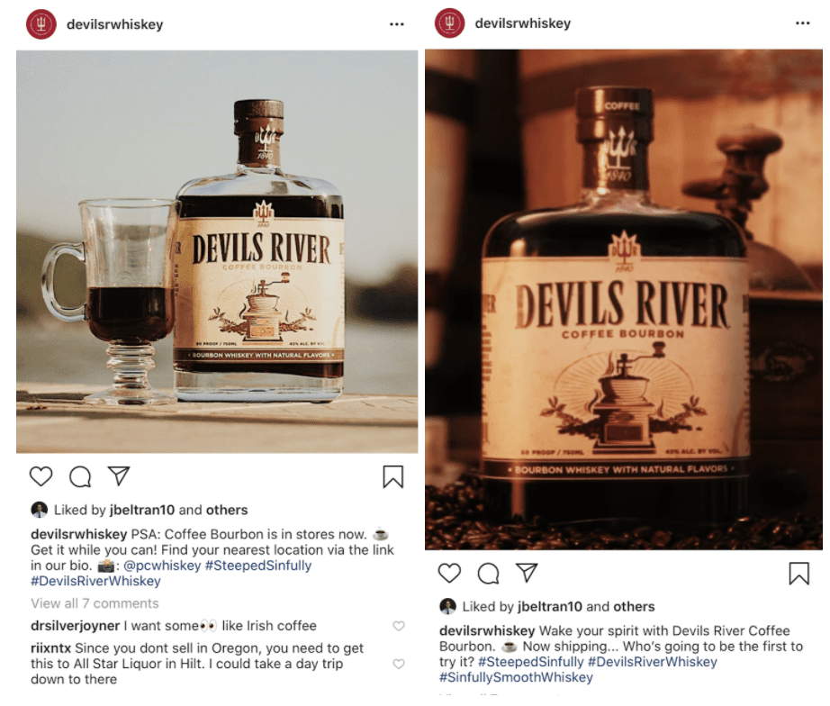 social media strategy san antonio coffee bourbon