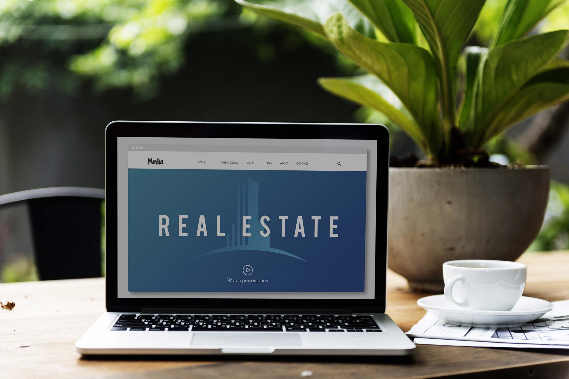 Building Real Estate Websites